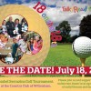 It's a date: Third Annual T/R/S! Golf Tournament on July 18