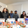 Generous donor gives holiday dinners at Robinson Gardens