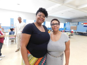 Tina Burston and Wanda LeValle, who run the youth program at Riverview, understand the value of doing your best, and giving back to your community.